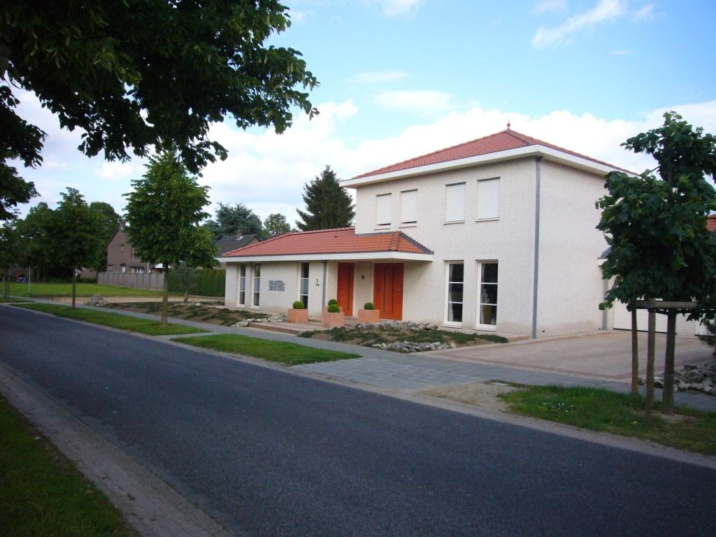 Zeer mooi afgewerkte villa met kantoor aan huis villa vendre - Zeer moderne woning ...