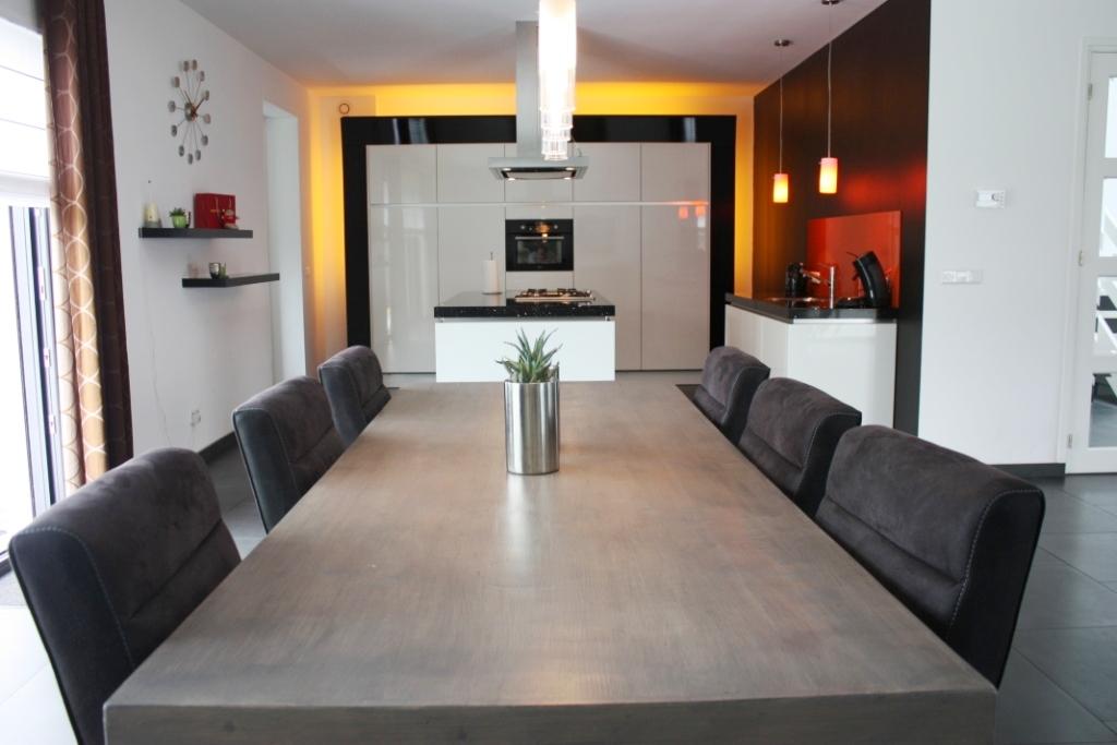 Keukeninrichting Kleine Keuken : Moderne ruime vrijstaande villa te Amstenrade – Villa´Vendre