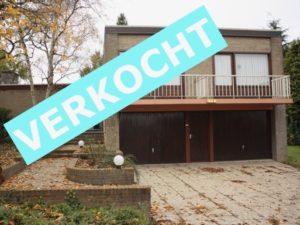 VERKOCHT villa op uitstekende locatie Kollenberg, 5 wandelminuten van het centrum