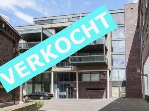 VERKOCHT Prachtige modern appartement in het centrum van Sittard (100 m van het marktplein)