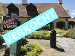 VERKOCHT BINNEN 1 WEEK Kollenberg; Landhuis op unieke plek